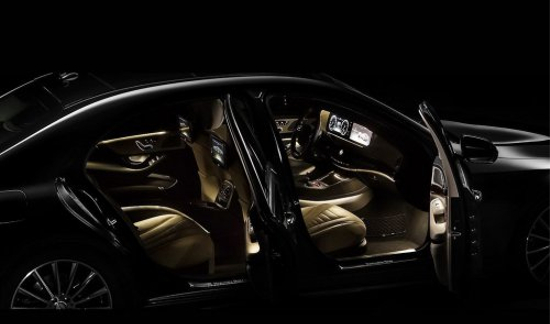 A lot about the 2014 Mercedes-Benz S-Class has still been kept under wraps but will be known at the event