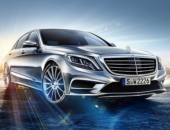 The new 2014 Mercedes-Benz S-Class is set to be unveiled in Hamburg, Germany