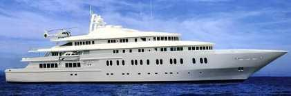 most expensive yachts fo2005