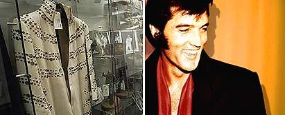 elvis presley memorabilia auction
