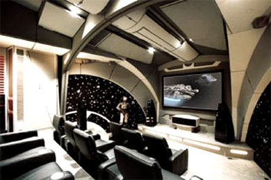 death star theater