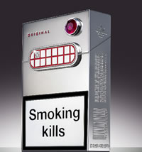 most expensive cigarette pack