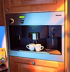 miele coffee system