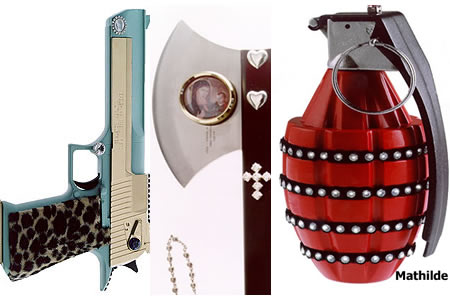 weapons for ladies