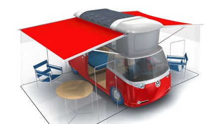 new vw westfalia camper van