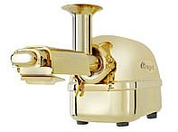 gold plated juicer 12