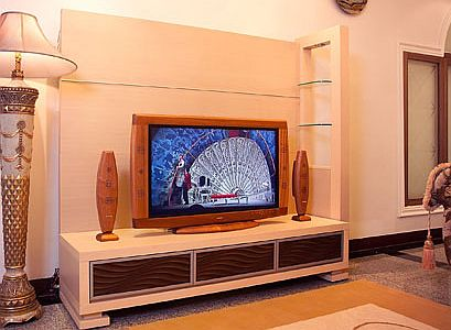 wooden plasma tv 12