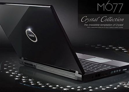 crystal laptop 12
