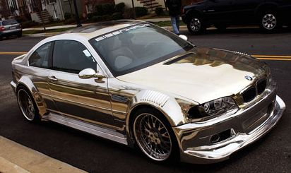 chrome bmw 12