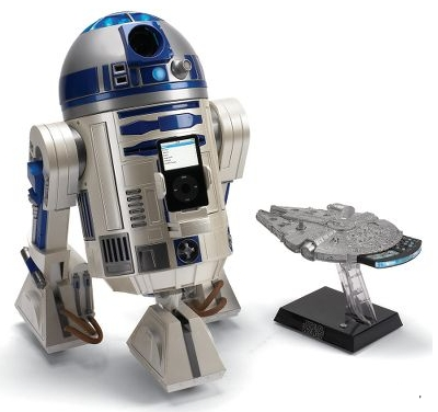 r2 d2 home theater system