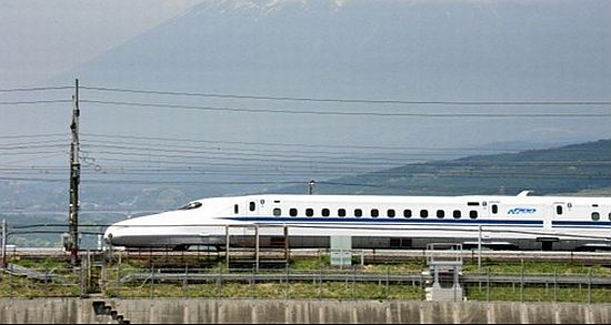 45 billion maglev train