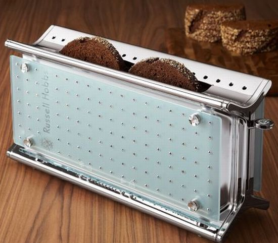 crystal toaster