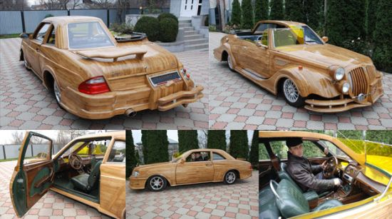 wooden car 156oi 48