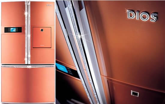 diamond fridge lg DQviD 5784