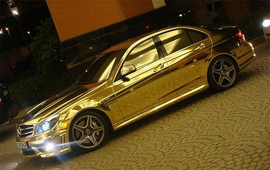 gold mercedes benz c63 amg 3 aWViK 52