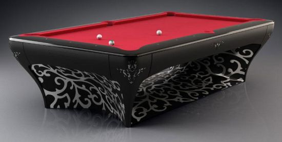 ornamantal pool table p1QvG 48