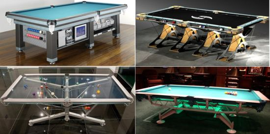 pool tables plTDH 48
