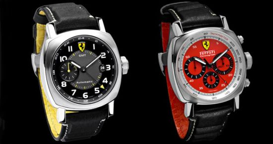 ferrari scuderia watches