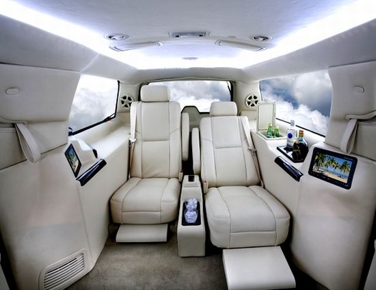 executive mobile office suv 3