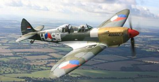 world war ii spitfire uuxow 48