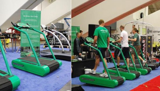woodway treadmill