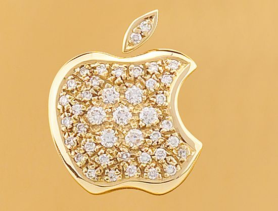 iphone 3g limited diamond deluxe gold edition 02