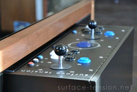 surface tension arcade table1