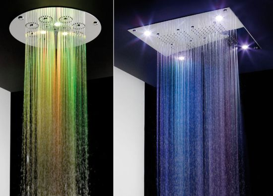 rain shower heads ib rubinetterie