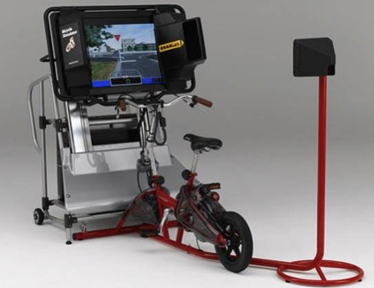 honda bike simulator