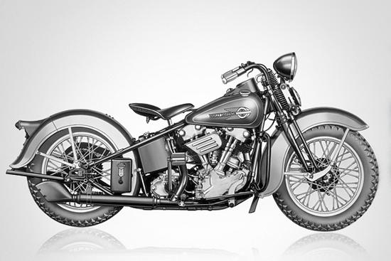 The 13 Most Desirable Harley Davidsons Bornrich