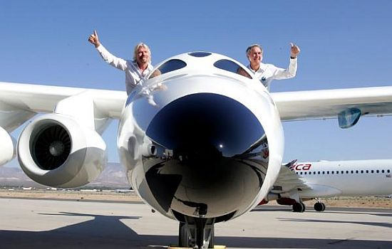 virgin galactic spaceship 1