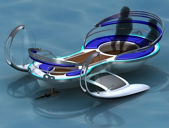 odyssey water vehicle 1