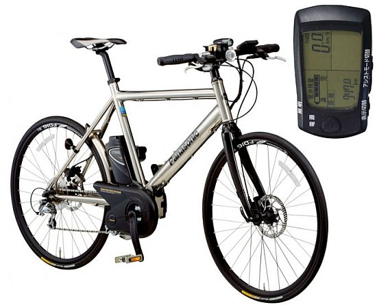 panasonic e bike 1
