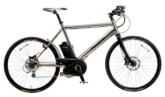 panasonic e bike 2
