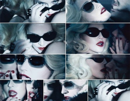 madonna dolce and gabbana eyewear 1