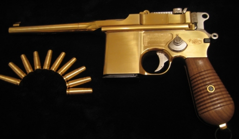 dartz golden gun