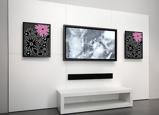 artcoustic wall mounted loudspeaker systems 1