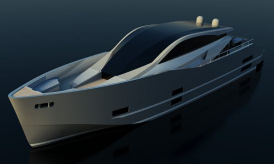 flaming ice yacht 2
