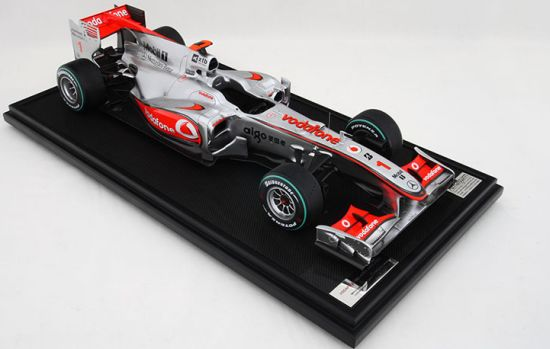 vodafone mclaren mercedes scale replica 1