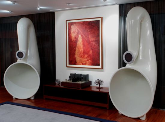 arcadian audio pnoe horn speakers