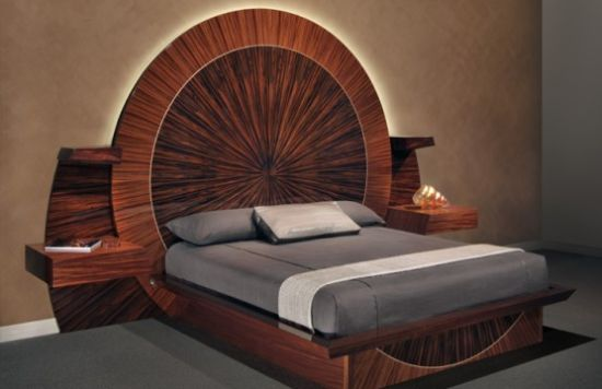 parnian luxury bed
