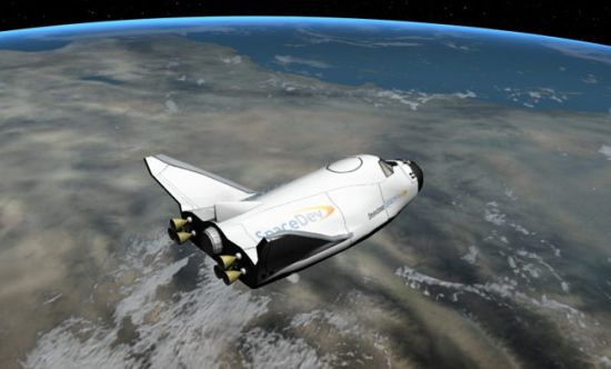spacedev dream chaser