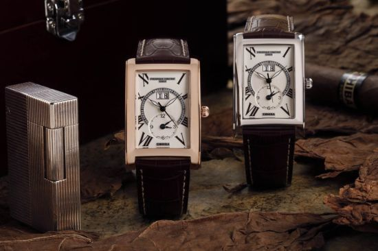 frederique constant for cohiba limited edition tim
