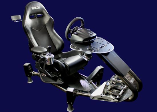 vrx imotion racing simulator