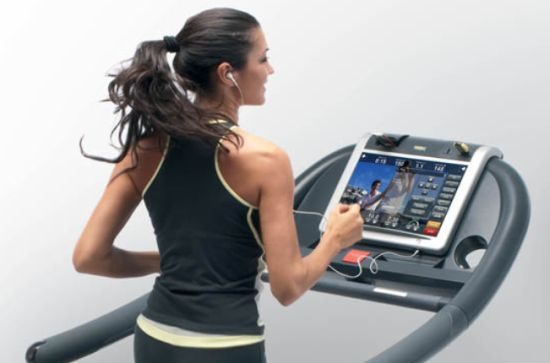 technogym jog now treadmill 2