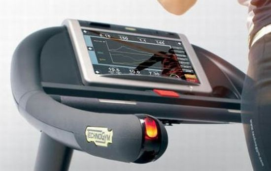 technogym jog now treadmill