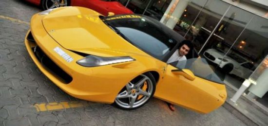 dhiaa al essa supercar collection