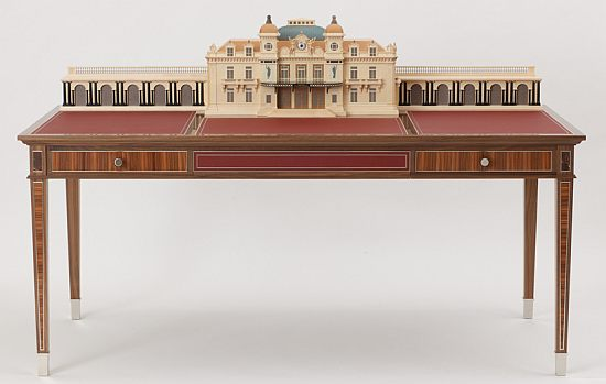 david linley monte carlo casino writing desk