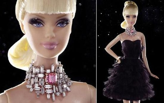 most expensive barbie doll