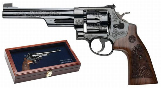 smith wesson 75th anniversary